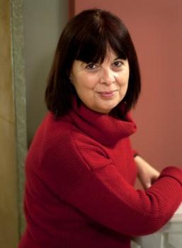 María Martzoúkou. Photo: Charlotta Boucht