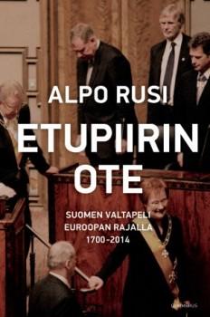 Alpo Rusi: Etupiirin ote