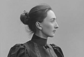 Aino Sibelius, 1891